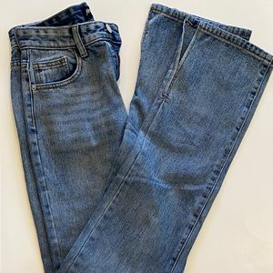Nasty Gal highwasted jeans
